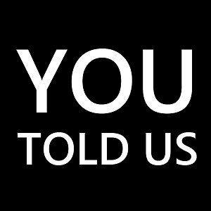 You-Told-Us1