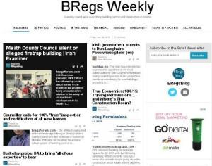 BRegs Weekly 18