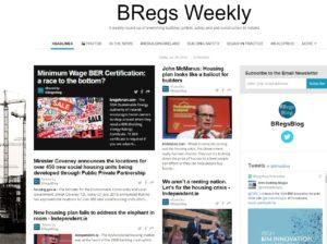 Bregs Weekly