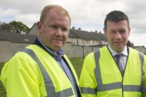 Paudie Coffey and Alan Kelly